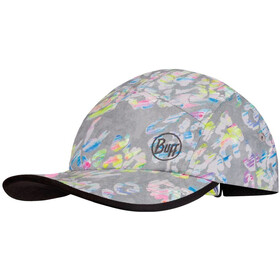 Buff 5 Panel Cap Kids, ozira grey